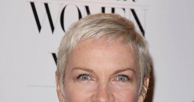Annie Lennox je známá tím, že srdnatě bojuje proti nemoci AIDS