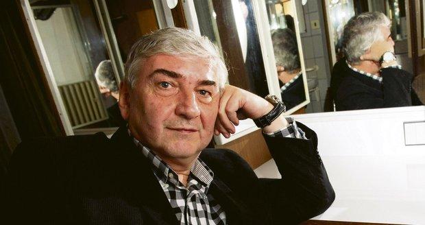 Miroslav Donutil je často přirovnáván k Vladimíru Menšíkovi