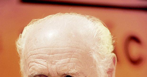 Arnošt Lustig zemřel ve věku 84 let.