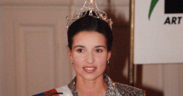 Renáta Gorecká v roce 1997