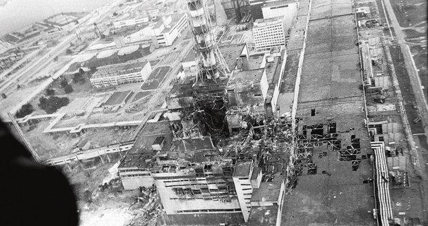 26. dubna v roce 1986 exploze zničila jadernou elektrárnu