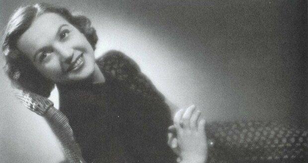Marie Rosůlková ve 40. letech 20. století