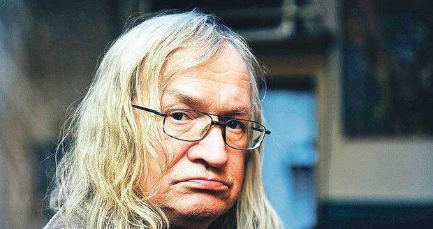 Ivan Martin Jirous zvaný Magor je opět ve vážném stavu v nemocnici