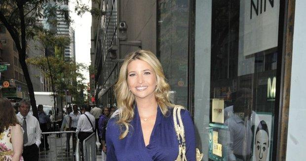 Čerstvá maminka Ivanka se zúčastnila Today show v New Yorku.