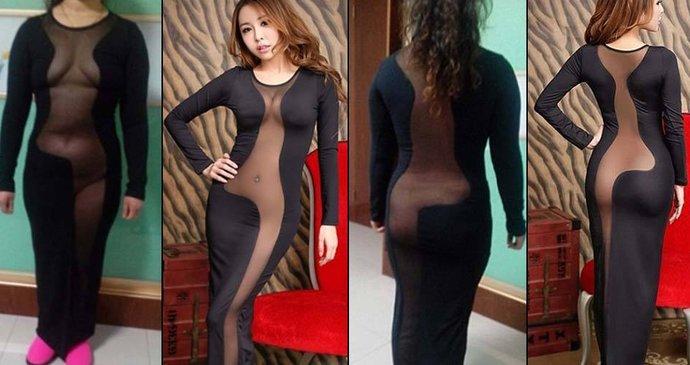 2006da21c6f Šaty jako z hororu  Nakupování v podezřelých čínských obchodech se ...