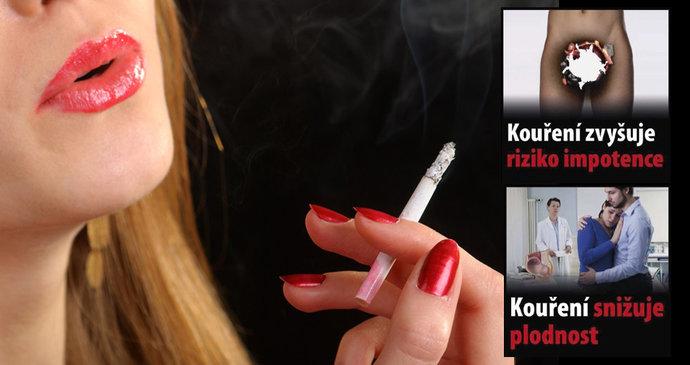 Celebrity kouření pásky