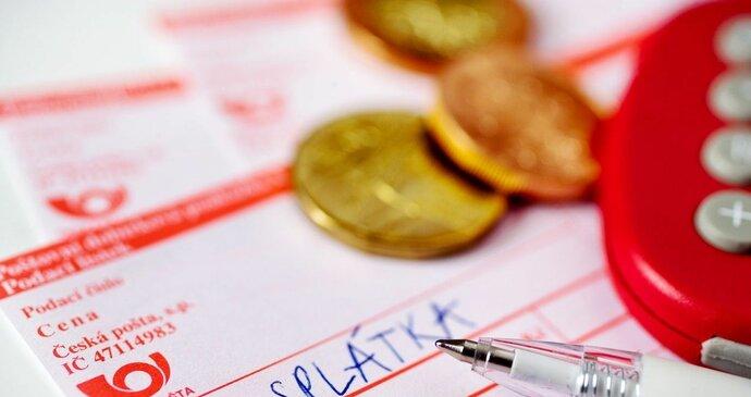 Vzor půjčka