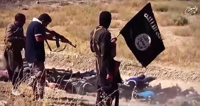 randí s muslimským mužem z Iráku