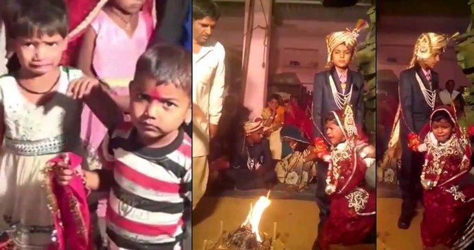 Indický manželský zápas zdarma