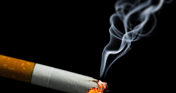 bez sedla kouření