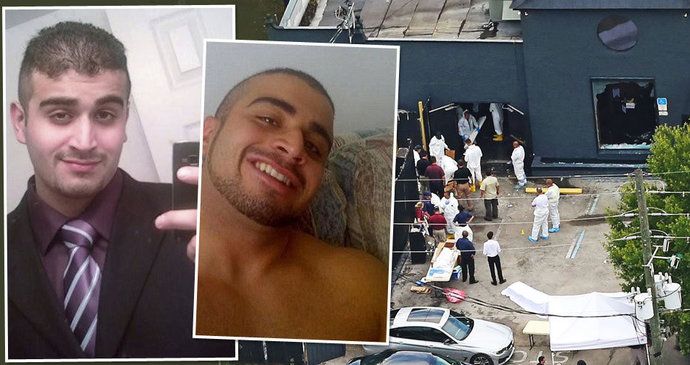 Islámský fanatik z Orlanda byl sám gay! 49 lidí zavraždil ze msty ... 3ebb81c7f5
