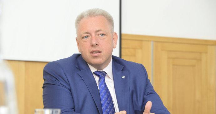 Chovanec exkluzivně o reformě policie  Šlachtu jsme nevytlačili fc2d800a30a