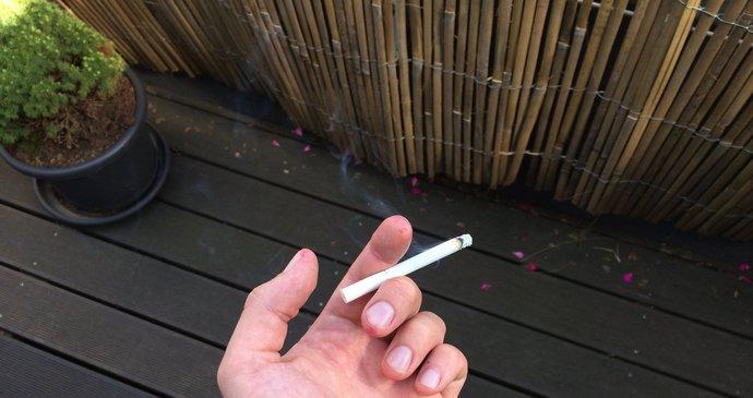 bing kouření