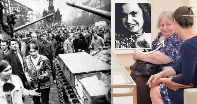 Výsledek obrázku pro cena pro rusy, kteří protestovali proti okupaci ČSR