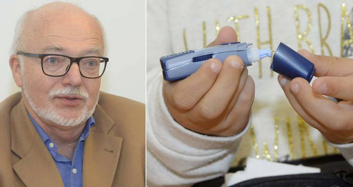Cukrovka představuje velký zdravotnický problém.