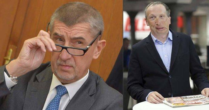 Václav Klaus Mladší Image: Čeká Prahu Souboj Klause S Babišem? ODS Hledá Zázračná