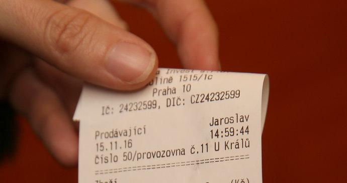 Poskytovatel Eet Zkrachoval Tisic Firem Nemohlo Posilat Uctenky Co