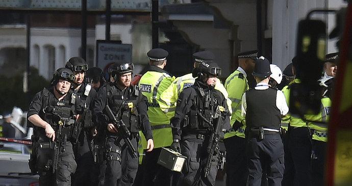 neozbrojená policie