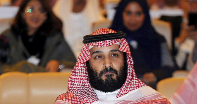 b742e7439d5 Saúdský princ chce zachránit svět. Slibuje potlačení extremismu ...