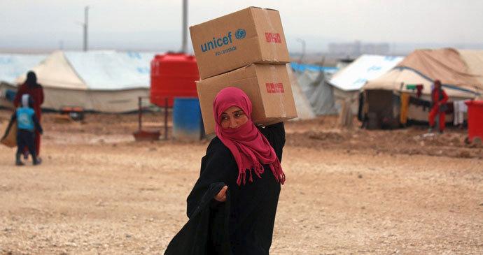 Výsledek obrázku pro foto sýrie sex Oxafam