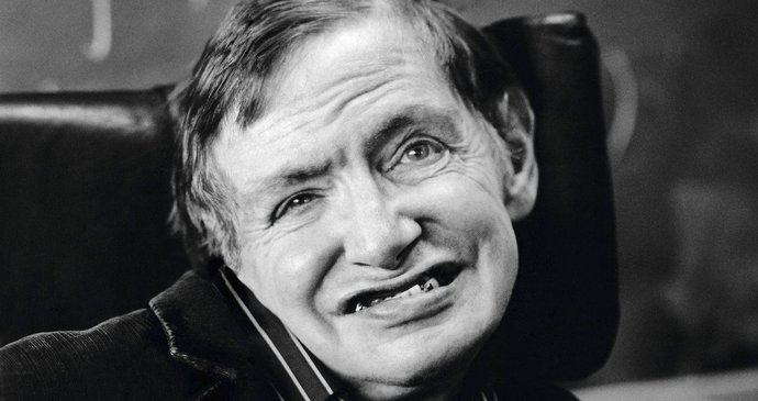Zemřel Stephen Hawking  TOP 10 citátů 42c8542c56