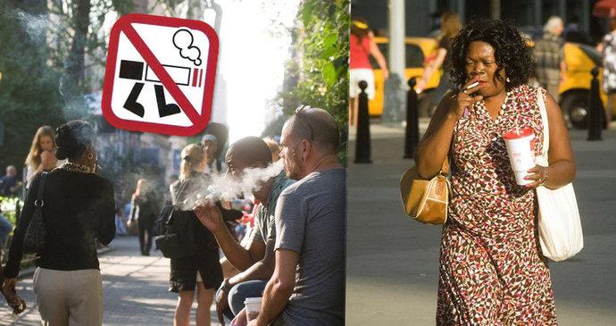 Dávat kouření příběh