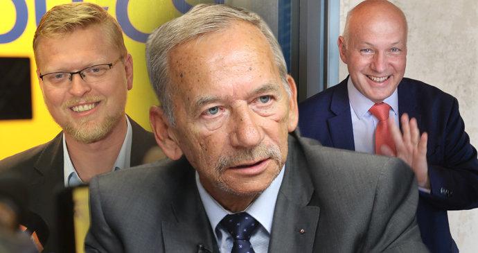 ONLINE: Bělobrádek skončí jako šéf. Volby vyhrála ODS, ANO i ČSSD propadly