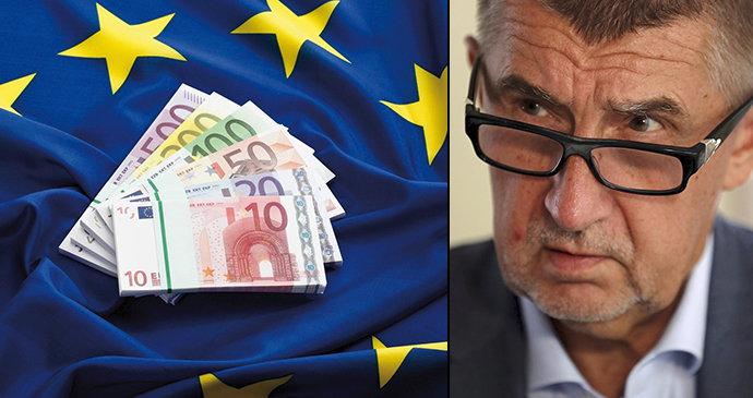 """Zastavte dotace pro Agrofert, žádá část europoslanců. Babišův """"den D"""" se blíží"""