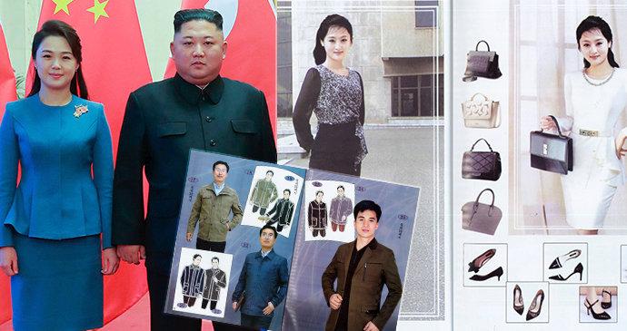 4aeae5bf77c Kim představil novou módní kolekci  Napodobeniny Chanelu a jedlé ...