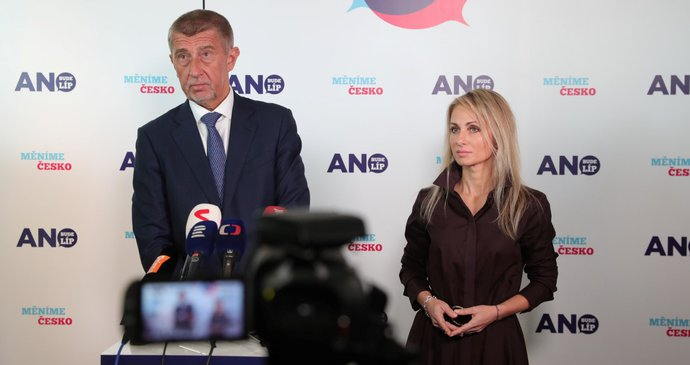 "Babiš vsadí na blonďatou Ditu. Jednička kandidátky chce ""reset"" Evropské unie"