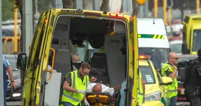 """Novy Zeland Utok Photo: Mrazivé Svědectví Z Christchurch: """"Prosil Jsem Boha, Aby"""