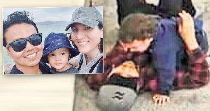 Novy Zeland Utok Photo: Otřesný útok Teroristy Na Novém Zélandu: Mladý Otec Synka