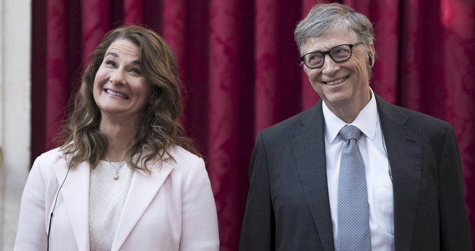 Bill Gates' wife Melinda Gates