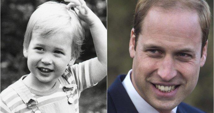 Princ William slaví 39 let! Jak vypadal v náruči Diany nebo při výcviku na pilota? Tohle jsou jeho životní momentky