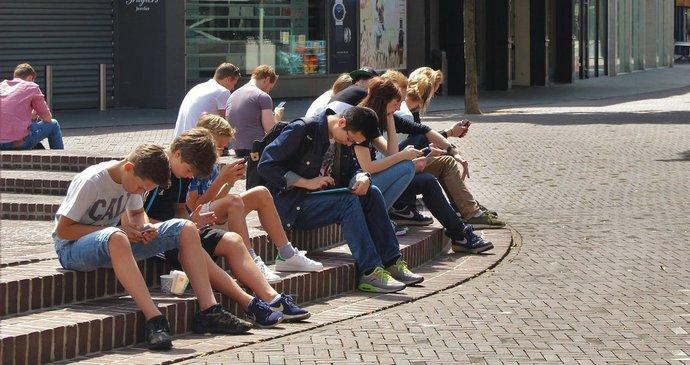 Výzkum závislosti na internetu