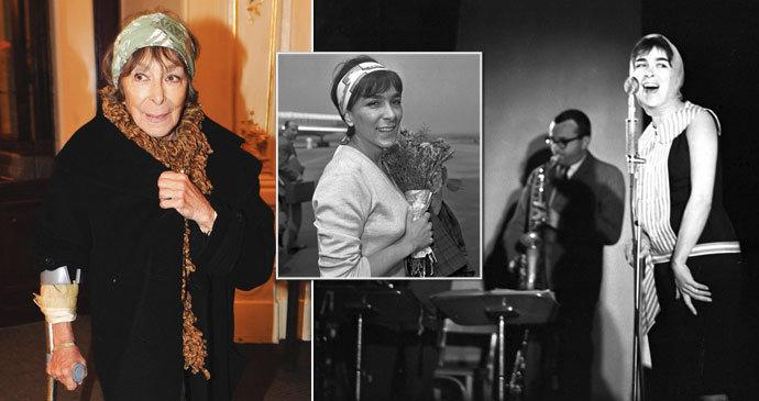 Zemřela královna šansonu Hana Hegerová (†89): Poslední měsíc trávila na dialýzách