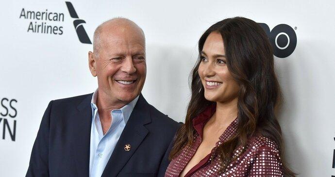Bruce Willis slaví 66. narozeniny: Tohle jsou osudové ženy jeho života