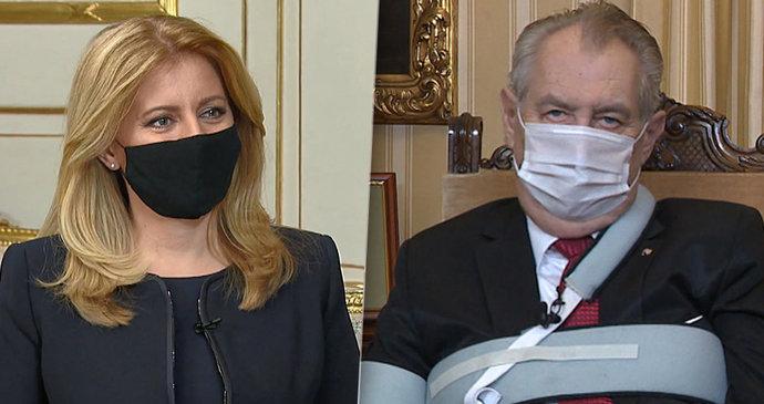 ONLINE: Rusko chystá odvetu, Čaputová stojí za Českem. Zeman k ruským agentům mlčí