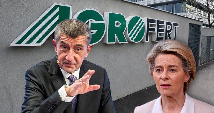 Babiš je kvůli Agrofertu ve střetu zájmů, potvrzuje finále auditu z Bruselu. Premiér to odmítá