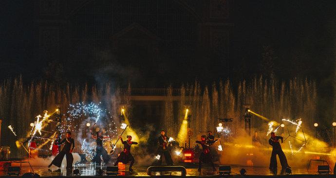 Křižíkova fontána znovu rozzáří holešovické Výstaviště. Inspirací světelné show bude století páry