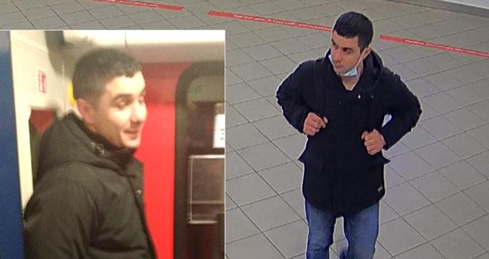 Úchyl onanoval ve vlaku před nezletilou dívkou: Útočil i na další ženy, varuje policie