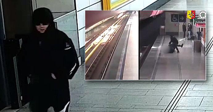 VIDEO: Nebohého Seniora (76) napadl na Střížkově gauner: Povalil ho na zem a mlátil hlava nehlava