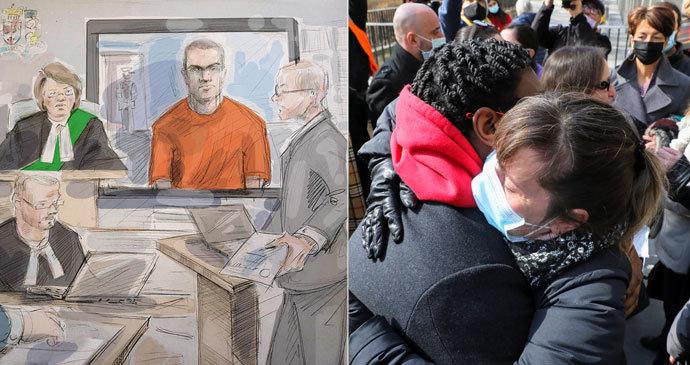 Údajný panic (28) zavraždil 10 lidí kvůli pomstě za celibát: Podle soudu blázen není