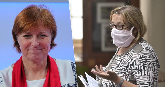 Blatný plánuje konec hlavní hygieničky: Rážovou má nahradit lékařka z Ostravy