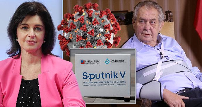 Koronavirus ONLINE: 14 353 případů za středu. A šéfka SÚKL odmítla Zemanovu kritiku za Sputnik