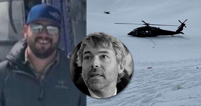 Pilot Zachary (†33) zemřel na Aljašce s Petrem Kellnerem (†56): Vznikla sbírka pro jeho rodinu