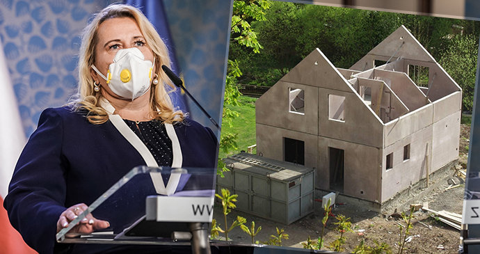 Boj o stavební zákon ve Sněmovně. Dočkají se Češi jediného úřadu a povolení stavět?