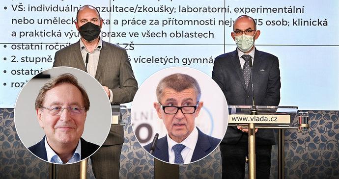 Blatného nahradí Arenberger. Otevře Sputniku cestu do Česka i bez schválení?