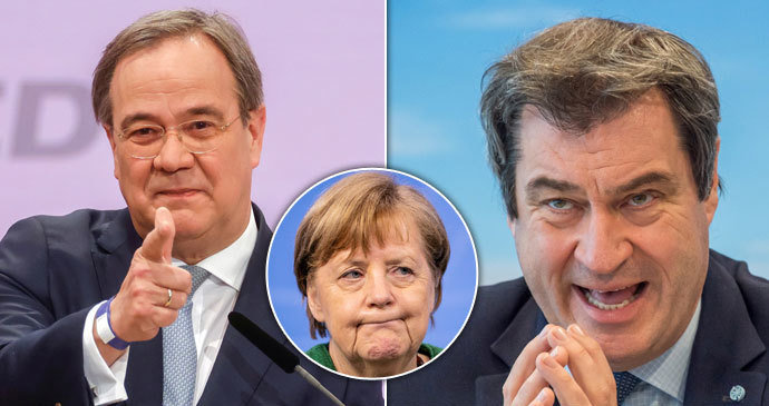 Merkelová opouští politiku, vládní konzervativci jednají o kandidátovi na post kancléře