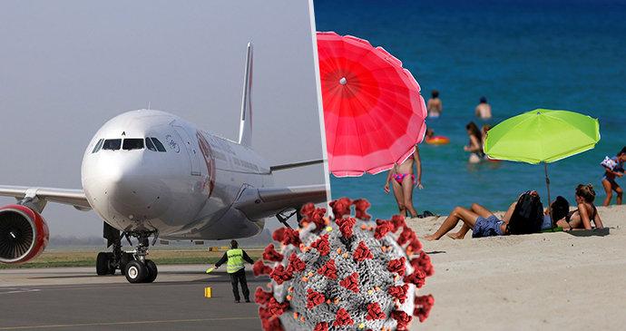 Koronavirus ONLINE: Děti zřejmě čeká úleva při cestování. A vláda rozhodne o respirátorech